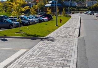 Commercial promenade redmond Saint-Georges Bolduc