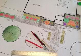 Plan d'aménagement paysagers